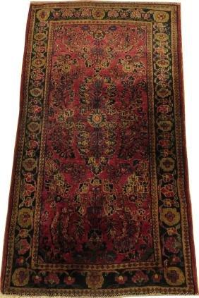 Persian Sarouk Antique Rug