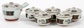 Porcelain Chinese Tea Set