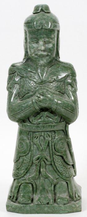 Jade Standing Figure