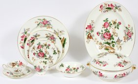 Wedgwood 'charnwood' Dinner Set 44 Pieces