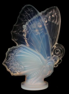 Sabino Opalescent Glass Butterfly
