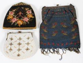 Vintage Lady's Purses, Three