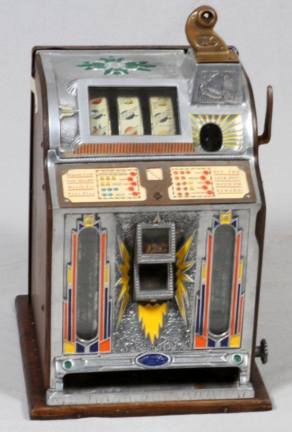 1 cent slots machine