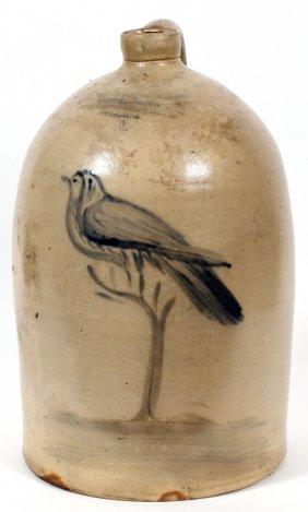 W. Northwood & Co. English Stoneware Jug C 19th C.