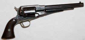 Remington Model 1858 .44 Cal Revolver