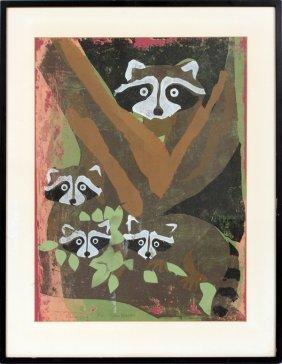 Pam Beaver Print