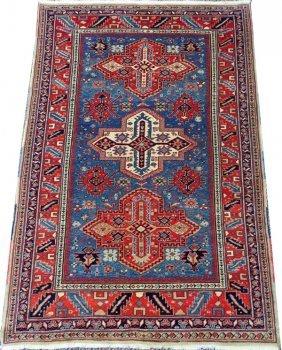 Kazak Turkish Fine Wool Rug