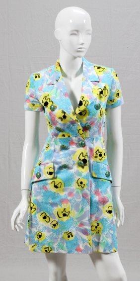 Chanel Boutique Cotton Day Dress