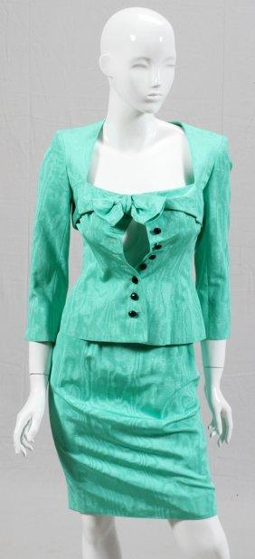 Emanuel Ungaro Evening Skirt Suit