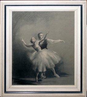Print, Ballerinas