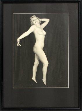 Vintage Photograph C.1930