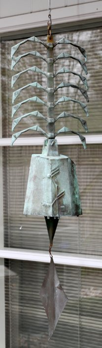 Paolo Soleri Bronze Bell