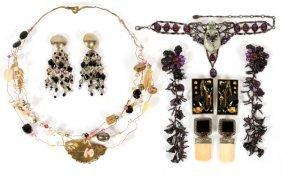 Erickson Beamon, Colleen Toland & Other Necklaces