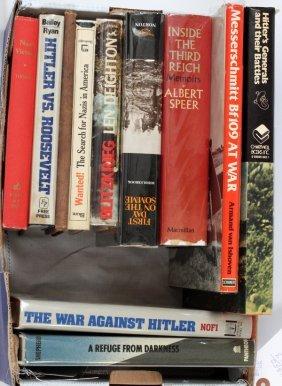 Books, Military & Europe, Misc Etc.