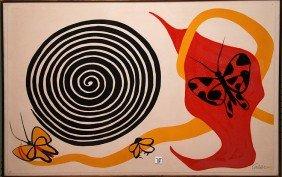 Alexander (Sandy) Calder  (1898 - 1976) Lithograph