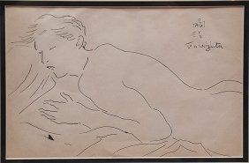 TSUGOUHARU LEONARD FOUJITA, Japanese/American 1886-