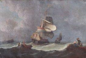 ATTRIBUTED TO WIGERUS VITRINGA (DUTCH, 1657-1721)