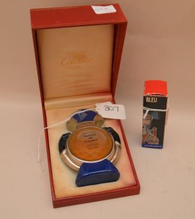 """Cartier """"panthere De Cartier"""" & Picasso """"chapeau Bleu"""""""