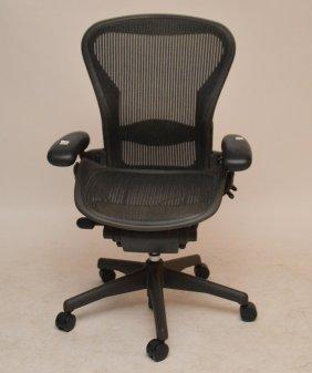 Rolling Modern Desk Chair