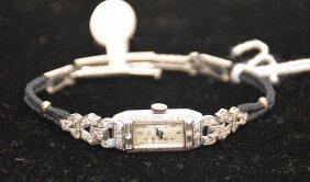 Deco Ladies Watch With Diamonds