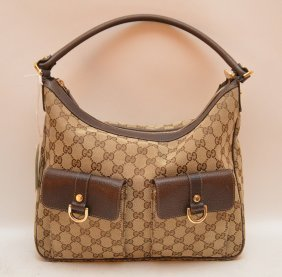 Vintage Gucci Ladies Handbag, Shoulder Style