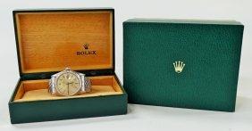 Men's Vintage Rolex Oyster Perpetual Datejust