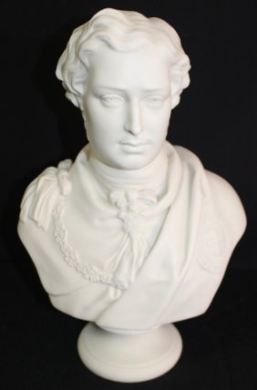 Copeland 1863 Possibly Bust Of Marc Anthony