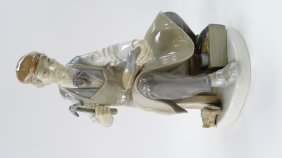 Lladro Figurine The Cobbler Shoemaker 4853