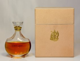 Vintage Nina Ricci Coeur Joie Lalique Perfume