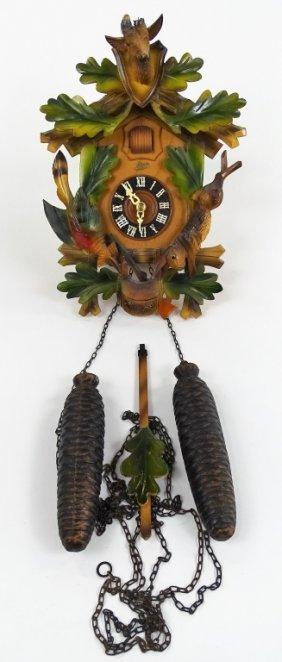 Schatz Small 8 Day Cuckoo Clock