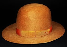 Vintage Mens Woolen Hat