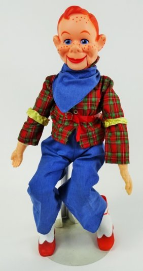 Vintage Howdy Doody String Puppet
