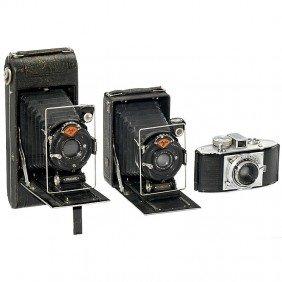 3 Afga Cameras
