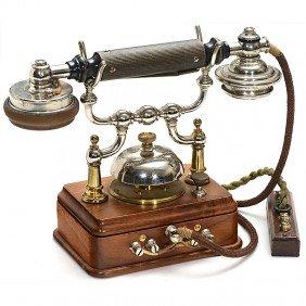 "Swedish Telephone ""L.M. Ericsson Model BC 2050"", C."