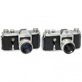 Contax S And Contax (Large) D
