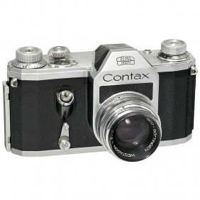 Contax S, No. 17794, 1951