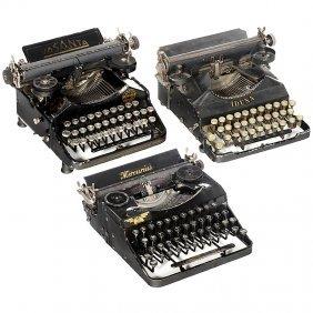 3 Portables