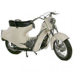 """Motor Scooter """"Rumi Scoiattolo"""", 1953"""
