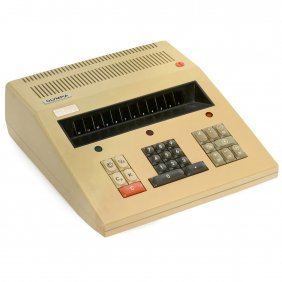 Olympia Cd-400 Desktop Calculator, 1970