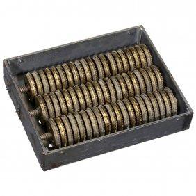 60-wheel Cipher Machine, C. 1944