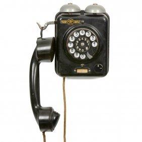 Fuld Tn Wall Telephone, C. 1933