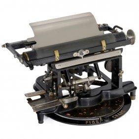 Edison Mimeograph Typewriter No. 3, 1894