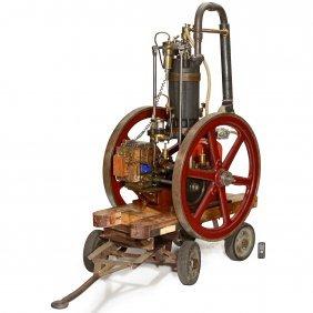 1-cylinder Stationary Engine, C. 1903
