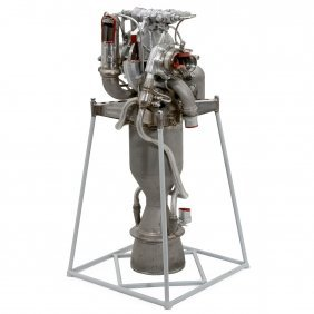 Soviet Liquid-propellant Rocket Engine By Aleksei