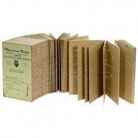 Ruth Fairground Organ 35-notes Book