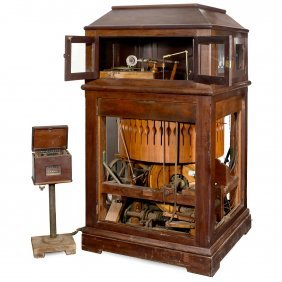 An Historically Important Jukebox Forerunner By The