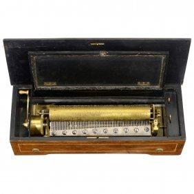 Cylinder Musical Boxes For Restoration, C. 1890 1)