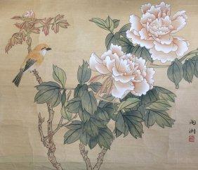 Xi Zhou, Flower And Bird