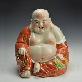 Chinese Happy Buddha Figure