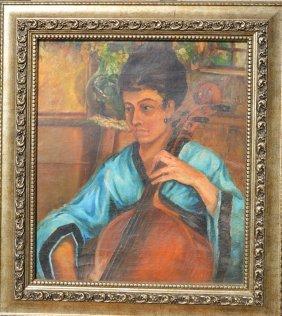 E. Kacura-falileeva (1886-1948) Russian / Poland